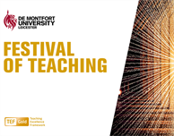 Festival of Teaching: The unconscious consumer - the hidden forces that shape the way we shop