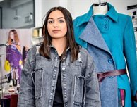 DMU Fashion Design grad Mariah features in Government's international ad campaign