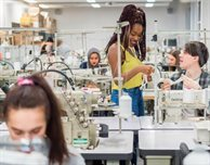 DMU named among 'the best fashion schools in the world'