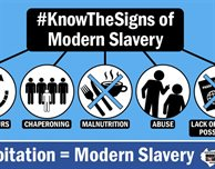 Researchers helping police tackle modern slavery