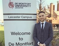 Marketing student Jacob can't wait to start Global journey
