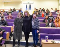 DMU students deliver creative ideas for Pall-Ex campaign