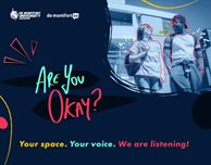 Asking students 'Are You Okay?' can make a world of difference during pandemic, says new campaign.