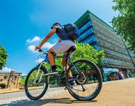 DMU shortlisted for four national sustainability awards