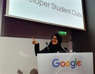 Tech giants including Google reward dedicated DMU student