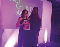 DMU Alumnus Nominated for Charity Awards