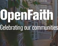 DMU welcomes new Christian Faith Advisor to boost our OpenFaith initiative