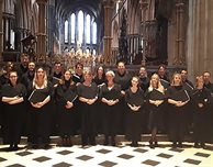 DMU Chamber Choir perform to hundreds at Worcester Cathedral for Bishop's farewell
