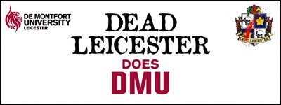 Dead-Leicester-does-DMU-logo