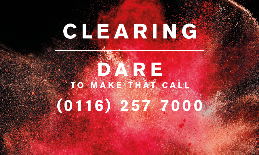 CLEARING 2017 - DARE TO CHANGE DIRECTION
