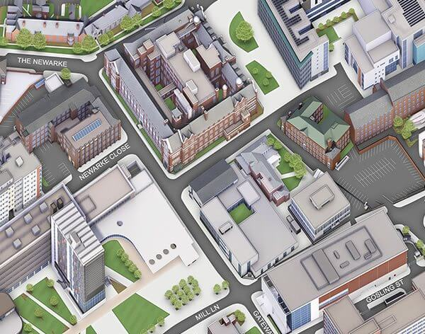 Explore the DMU campus using our Virtual Open Day