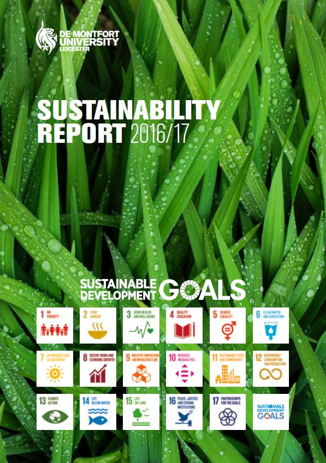 Sustainability Report 16.17