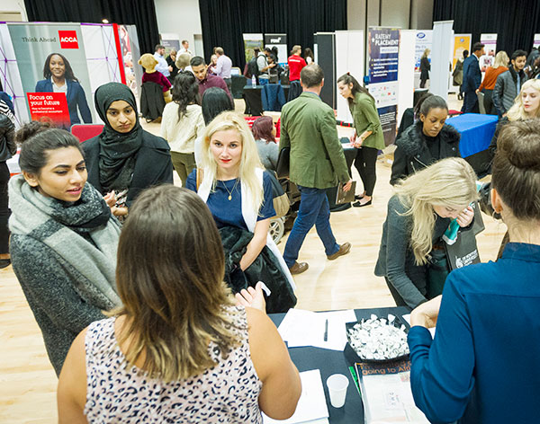 Internships, Placements and Graduate Careers Fair