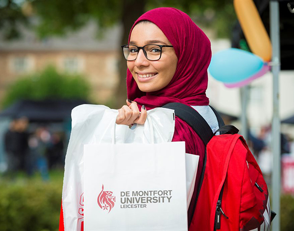 DMU Summer Taster Days 2017