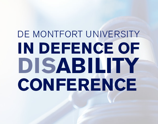 Annual Disability Conference
