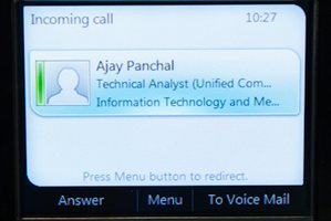 how to send a call directly to voicemail