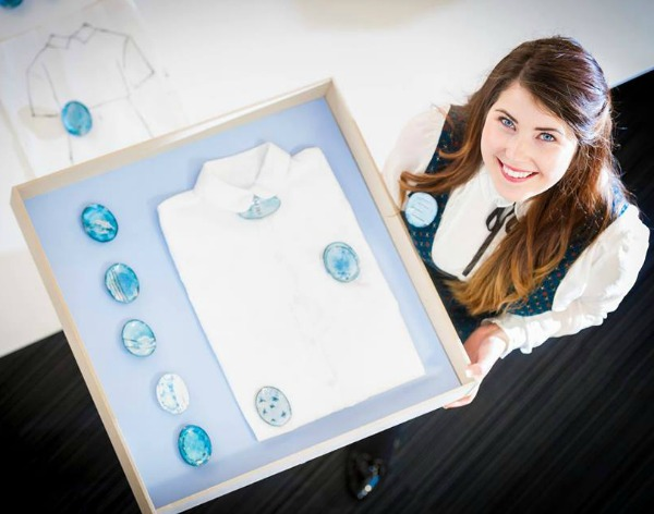 Design Crafts graduate wins £1,000 to develop jewellery business