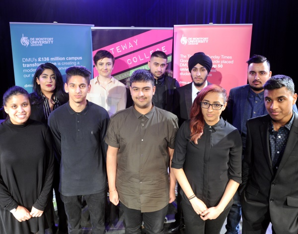 Proud parents watch as ten deserving pupils awarded scholarships to study at DMU