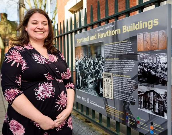 Two more DMU buildings are placed on the tourist trail as city celebrates university's rich heritage