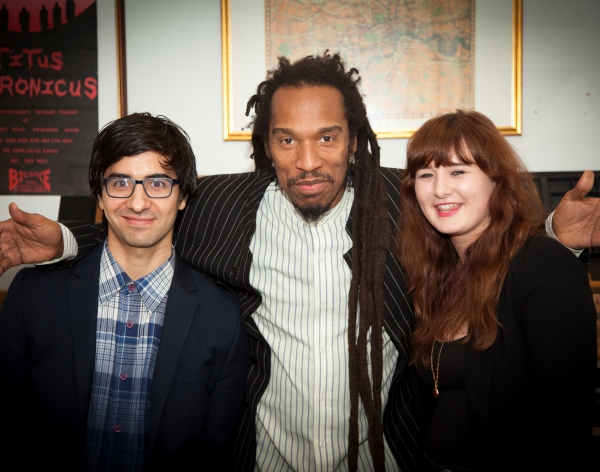 Revered poet Zephaniah inspires creative writers at DMU with impassioned lecture