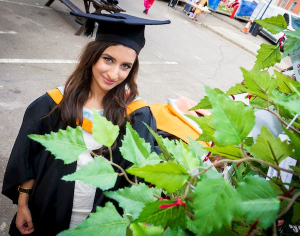Graduates celebrate the end of an era at DMU