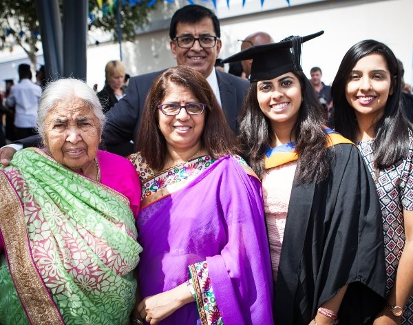 DMU graduation ceremonies show why we #LoveInternational