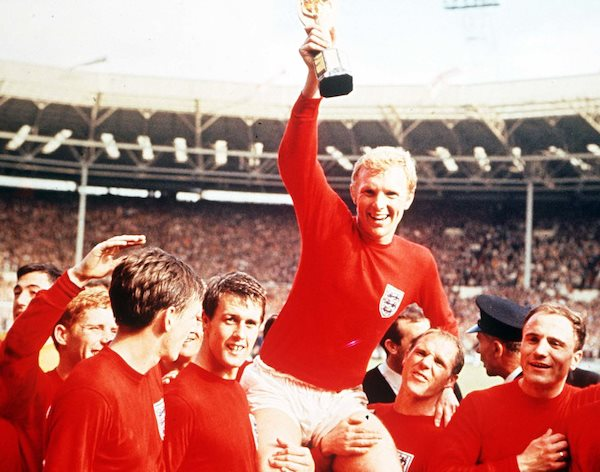 Sports historian helps define exhibition of England's 1966 legacy