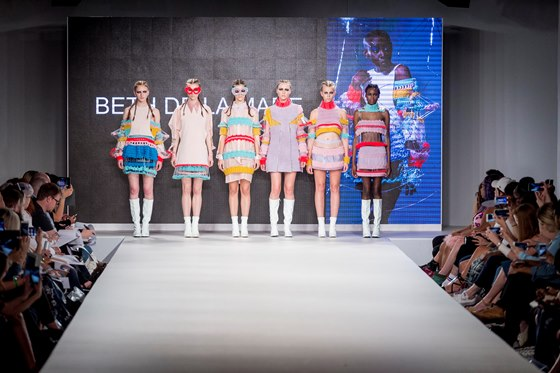 Fashion Students From Dmu Blow Away Industry With Outstanding London Catwalk Show