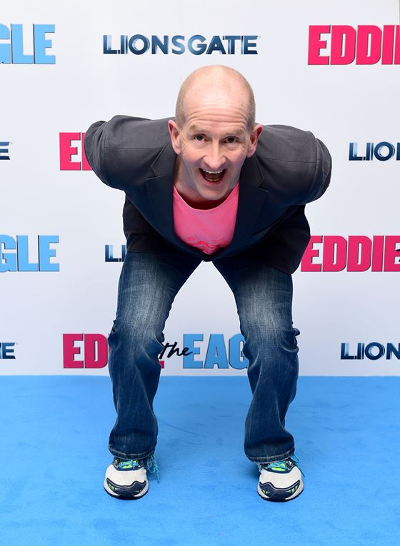 Eddie The Eagle S Highlights My Daughters The Olympics And My Dmu Law Degree