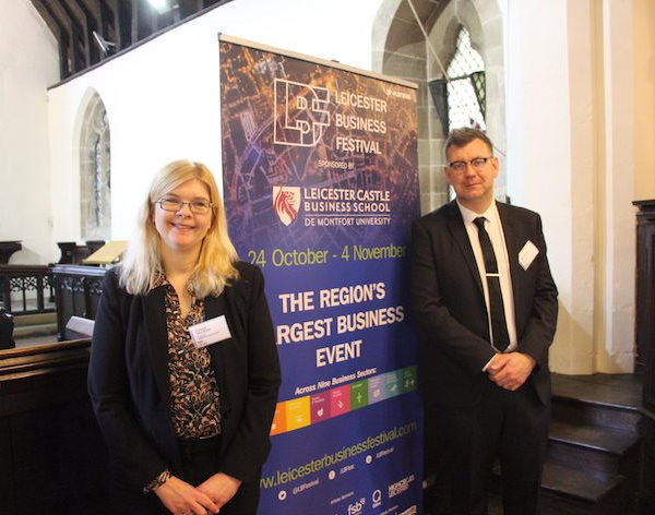 New business club launched by Leicester Castle Business School