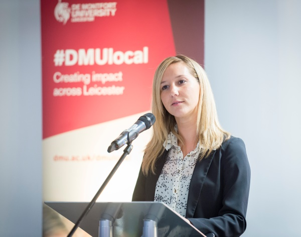 More students than ever set to volunteer around Leicester through #DMUlocal