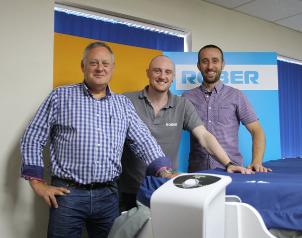 DMU teams up with manufacturing business to tackle hospital bed sores