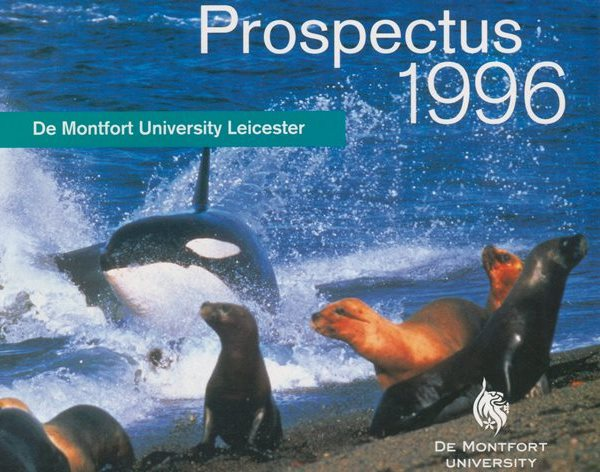THE BIG READ: Fascinating peek into design history through the covers of DMU prospectuses