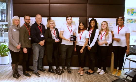 Interior Design Students Work Against The Clock To Win National Compeion