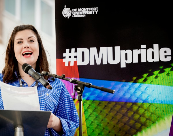Annual #DMUpride conference attracts LGBT experts from far and wide