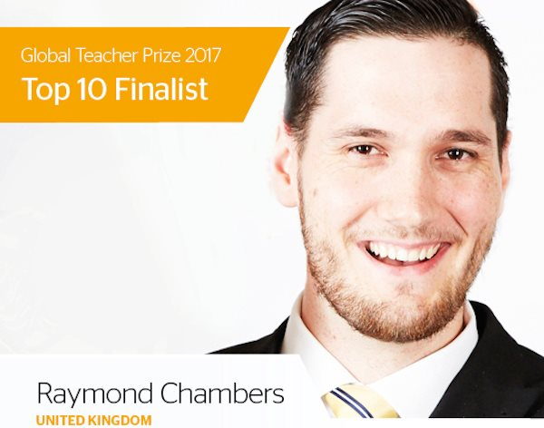 DMU graduate shortlisted for $1million teaching prize
