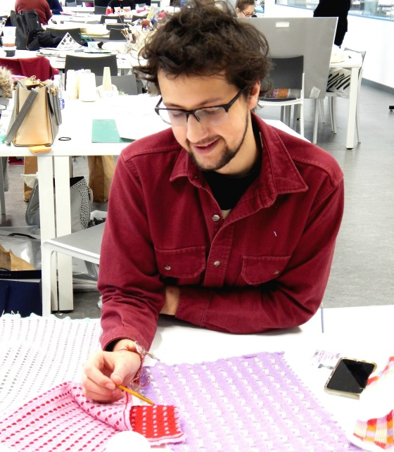 Embellished Textiles Earn Dmu Student Prestigious Bursary