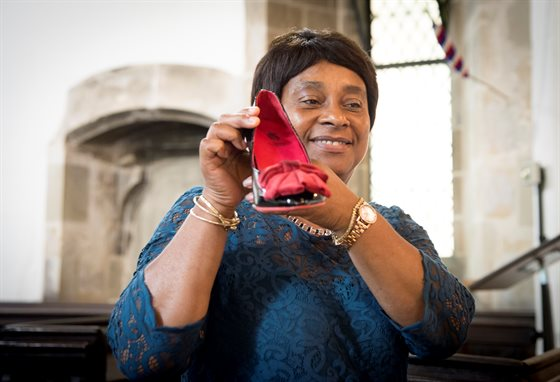 Baroness Lawrence Shoes 3