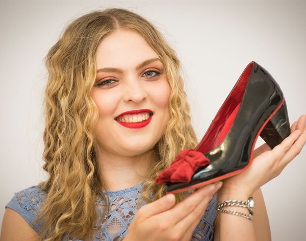 CLASS OF 2017: Chancellors approval helps shoe designer land dream job