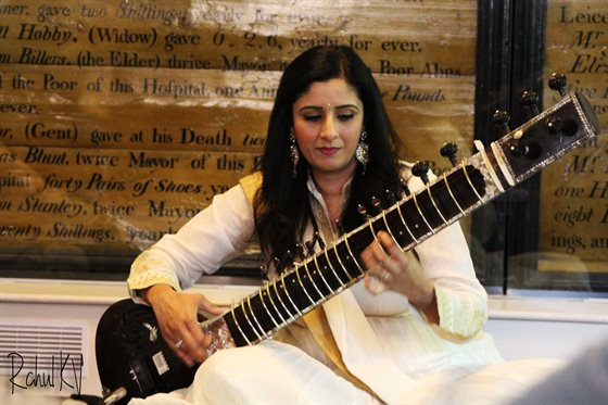 Indian classical music continues to inspire new audiences