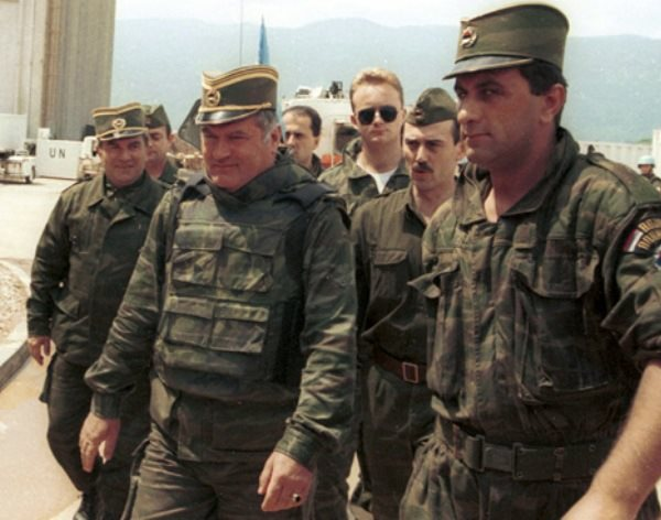 DMU expert recounts role of war criminal Mladic in Siege of Sarajevo