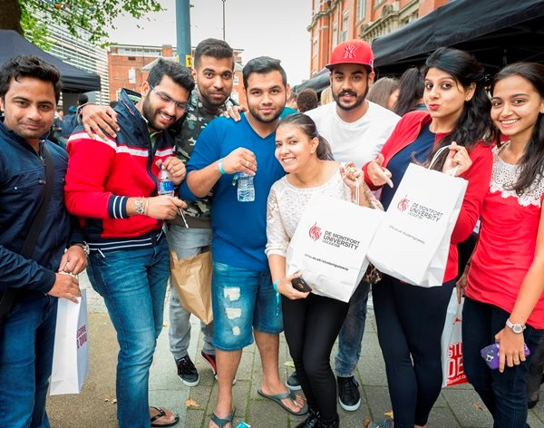 More than 5,000 Freshers set for Welcome Weekend at DMU