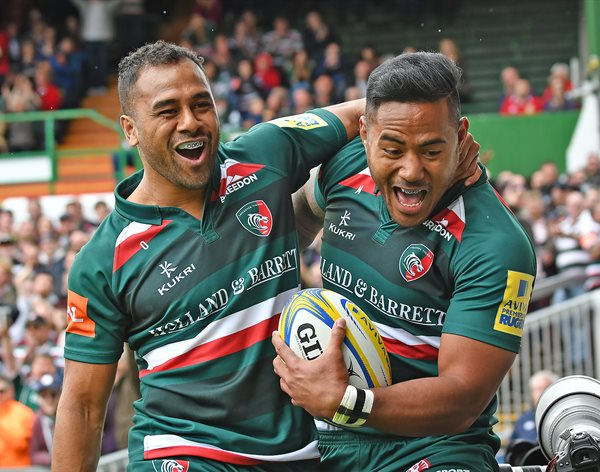 Ticket giveaway: Leicester Tigers v Exeter Chiefs