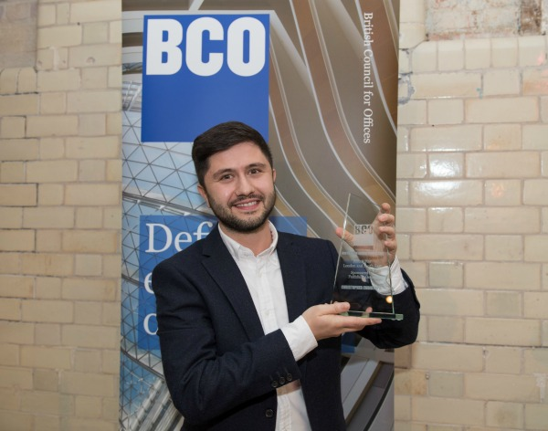 DMU Architecture grad named industry's rising star