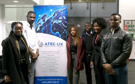 Engineering students get masterclass in what employers are