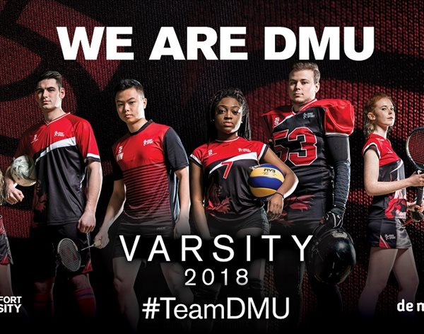 Countdown to Varsity 2018 begins as students urged to support #TeamDMU
