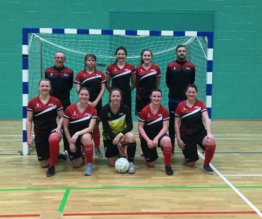 Women's futsal picture