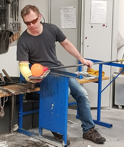 glass blowing MAIN ONE
