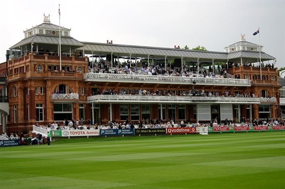 lords pavilion