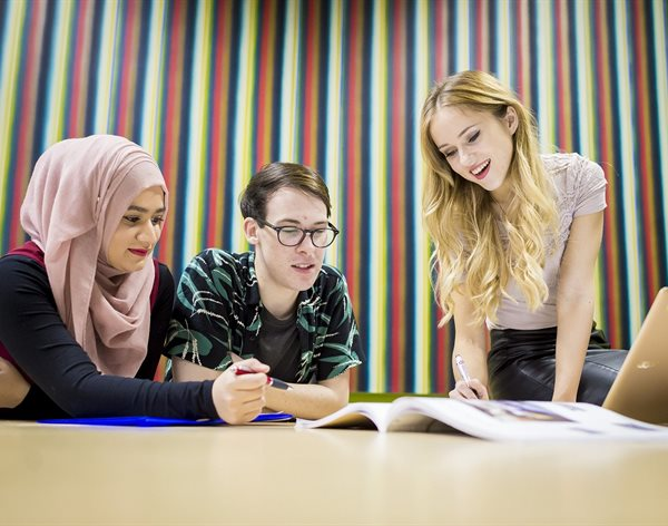 Student satisfaction growing at DMU, new figures show